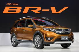 honda br v honda unveils the new u201chonda br v u201d an active sport crossover at