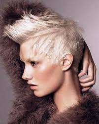 punk bangs hairstyle latest men haircuts