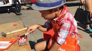 Kids Tool Bench Home Depot Home Depot Kids Workshop Fire Truck Youtube
