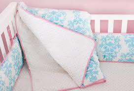 Pink And Blue Girls Bedding by Ela Light Blue Bedding Set Novela Organic