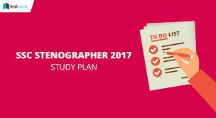 45 days ssc stenographer study schedule for grade c u0026 d exam
