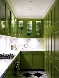 Color To Paint Kitchen Cabinets Green Paint Colors For Kitchen Cabinets 25 Best Green Kitchen