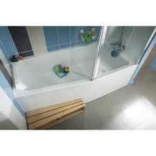 si e pour baignoire tablier de baignoire asymétrique l 160 blanc jacob delafon sofa