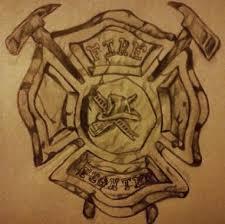 maltese cross tattoo by ashleyleddy on deviantart