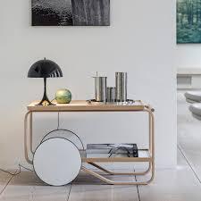 designer servierwagen servierwagen 901 artek connox shop