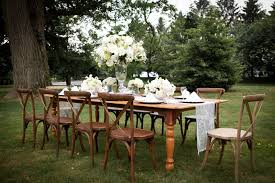banquet tables and chairs banquet table event rentals philadelphia