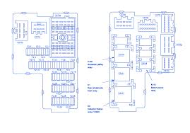 ford explorer 2002 fuse box block circuit breaker diagram carfusebox