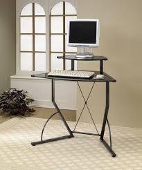 Black Computer Desk Santa Clara Furniture Store San Jose Furniture Store Sunnyvale