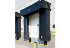 Loading Dock Air Curtain Keep Out The Elements With Dock Seals And Shelters By Serco