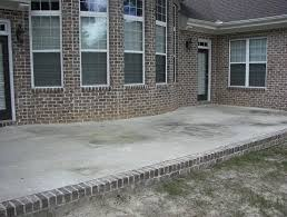Cement Patio Designs Sted Cement Patio Designs Home Design Ideas