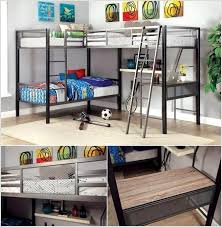 Bunk Beds L Shaped 10 Wonderful L Shaped Bunk Bed Designs