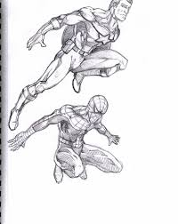 comic book creator dennis sweatt captain america and spider man