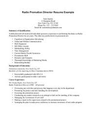 Career Overview Resume Examples Of Resumes 85 Awesome Best Resume Layouts Format In