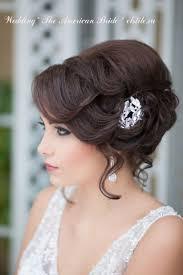 bridal hairstyle magazine 145 best feminine bridal hair images on pinterest hairstyles
