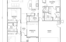 floor plans utah craftsman house plans custom plan utah designs walkout basement