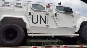 military transport vehicles photos un military caravan seen in california