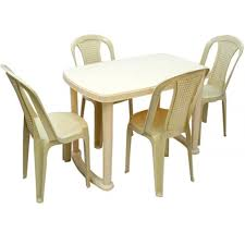 Supreme Dining Chairs Nilkamal Shahenshah Dining Table Set With Chair Chr 4002 Model