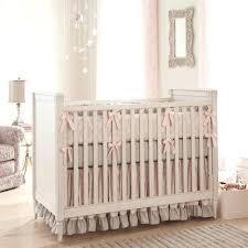 Baby Girl Cribs Luxury Script Crib Bedding Pink And Gray Baby Girl