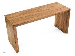 table de bureau en bois console bureau bois exceptional meuble 15 cm de profondeur 19 natura