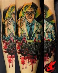 20 creeptastic horror tattoos horror tattoos tats