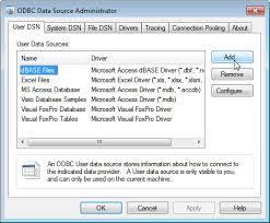 cara membuat koneksi database mysql menggunakan odbc database mysql di delphi