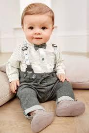 summer baby clothing cotton 2pcs suit infant boy gentleman
