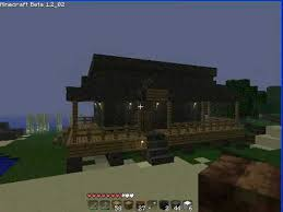 House With Wrap Around Porch Minecraft Country House With Wrap Around Porch Youtube