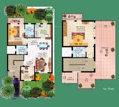 sahara city homes villa in bengali square indore price