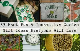 Garden Gift Ideas 33 Most Innovative Garden Gift Ideas Every Gardener Will