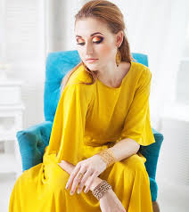 yellow dress amazing makeup tips to wear with your yellow dress
