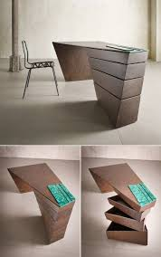 Office Desk Designs Inspiring Unique Office Desk Ideas Fancy Furniture Home Design