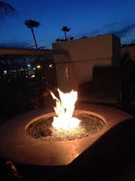 Beach Fire Pit by Fire Pit At Pool Bar Picture Of Loews Santa Monica Beach Hotel
