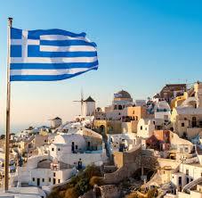 Flag Im Typisches Wissenswertes Skurriles über Griechenland Welt