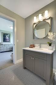Paint Bathroom Vanity Ideas Painting Bathroom Vanity Gray Best 2018 Within Idea 17