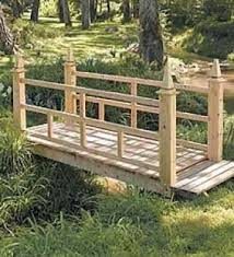 backyard bridges gail you need to make darrell make you one of these it would be