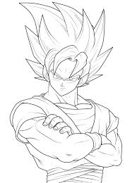dragon ball z coloring pages olegandreev me