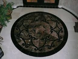 floor medallions tile and flooring chandler