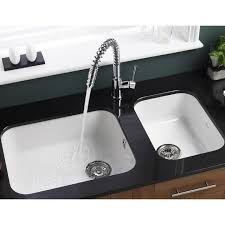 Best Gauge For Kitchen Sink by Unbelievable White Undermount Kitchen Sinks Kitchen Designxy Com
