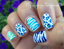 Nail Designs Cheetah Cheetah Print Nails Designs