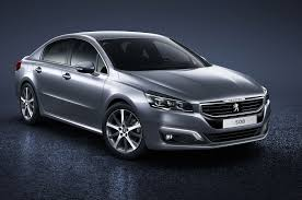 peugeot car 2014 fresh look and new engines for revised peugeot 508