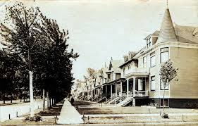 throwback thursday bernard street u0027s queen anne style homes circa
