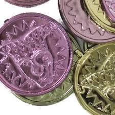 doubloon mardi gras plastic mardi gras coins doubloons