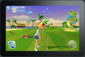 free for android tablet android app of the week let s golf 3 hd let s talk tablets