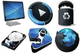 media design system icons