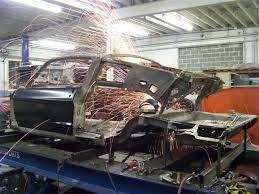 mustang fastback roof 1967 mustang fastback bent metal customs