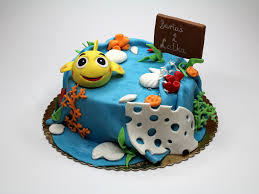 3 d fish birthday cake ideas 81361 2nd birthday cake with