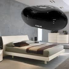 sveglia comodino radio sveglia radiosveglia fm digitale led rosso da letto
