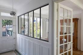cloison vitree cuisine verrière atelier d artiste d intérieur cloison vitrée modèle