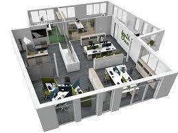 bureau paysager l open space cet espace de travail et ses nuisances sonores à