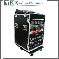 Audio Rack Case Audio Mixer Rack Case For 16u Yamaha Mixers And Amplifier Buy
